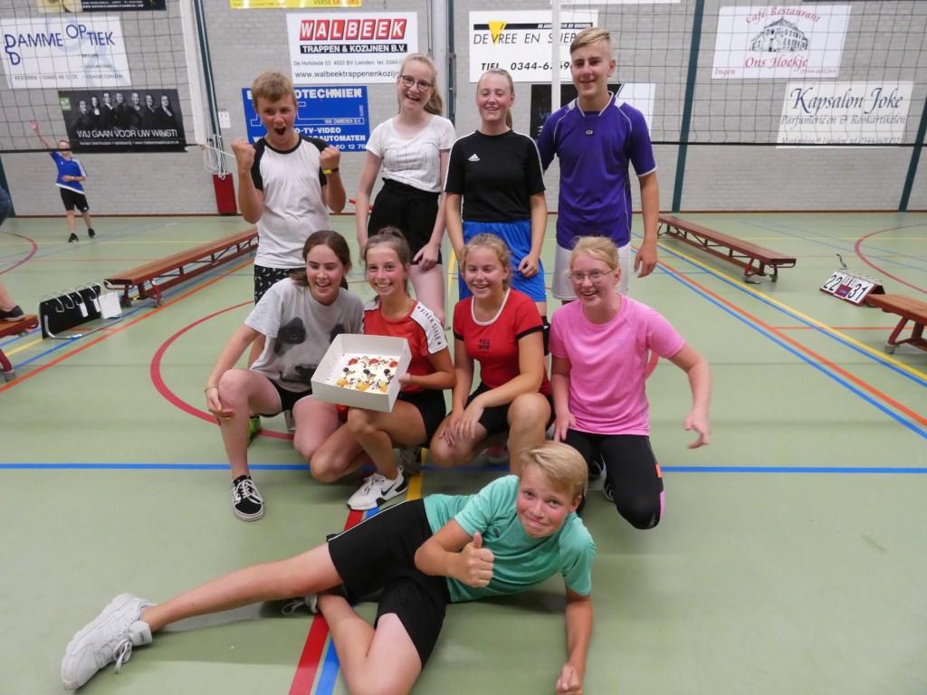 avondprogramma volleybal Foto: Nelleke Brenkman © Hét Gemeentenieuws