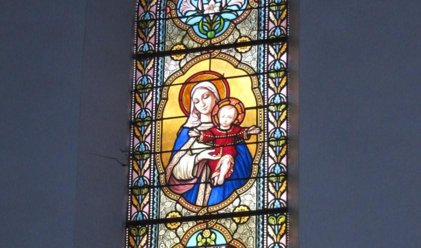 Notredame Rosaire Lourdes. (foto: Jalune)