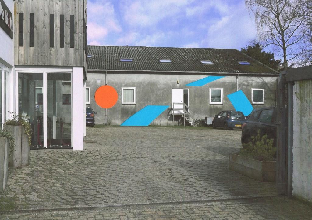 Kunst- en Cultuurplein. (foto: Jan Franssen) Foto: Jan Franssen © Hét Gemeentenieuws