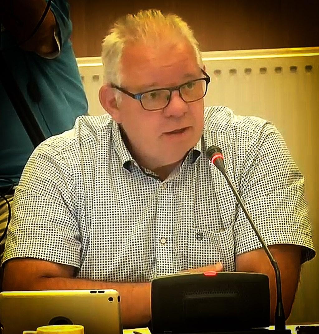 Huub Meijer raadslid Sociaal Zevenaar.