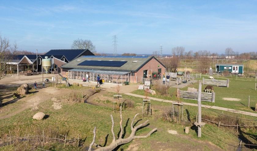 Uitzicht op Landerij De Park(Foto Reverse Pixel Photograhy)