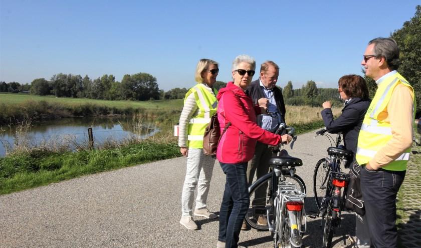 Zondag 29 september kunt u per fiets genieten van de Liemers, tijdens de Liever de Liemers Fietsronde. Deelnemers ondersteunen tegelijkertijd het goede doel: Krachtpatsers in kwetsbaarheid. (foto: RC Zevenaar)