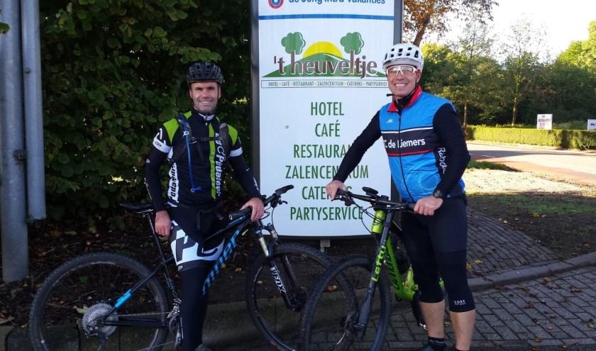 De Montferlandtocht van zondag 6 oktober leidt fietsers en ATB'ers door de Montferlandse bossen, over paden waar je normaal niet mag komen. (foto: Bas Evers)Organisatoren TC de Liemers en ATB club de Pedaleur hebben er alweer zin in!