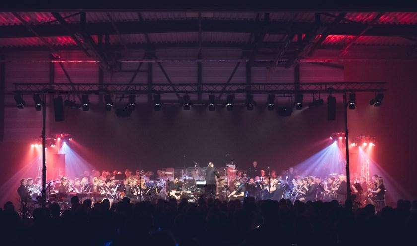 Muziekvereniging De Club. (foto: Marco Nijland)