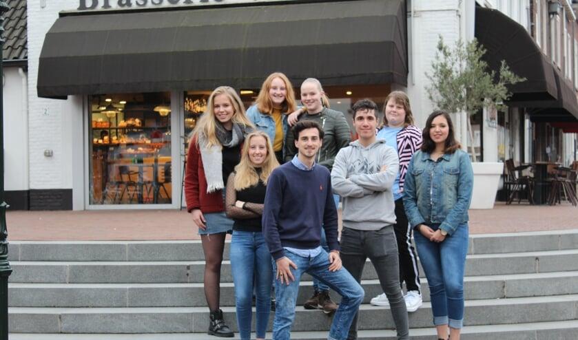 De Jongerenraad Rhenen. (foto: Jongerenraad Rhenen)