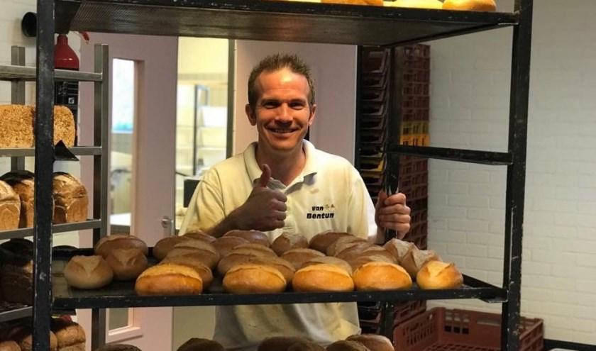 Schnittbroodjes, vanaf zondag 19 januari in het assortiment van Bakkerij van Bentum.