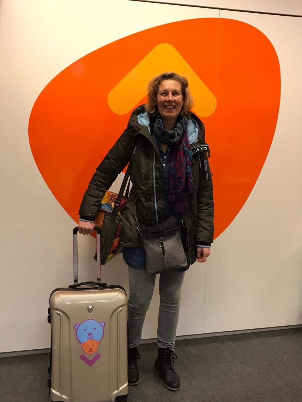Boekstartcoach Susan Willemsen