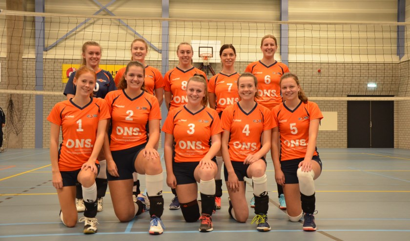 Tweestroom Dames 4.