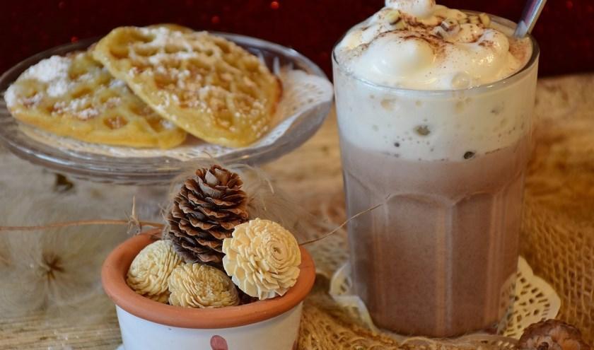 Warme chocolademelk. (foto: pixabay)