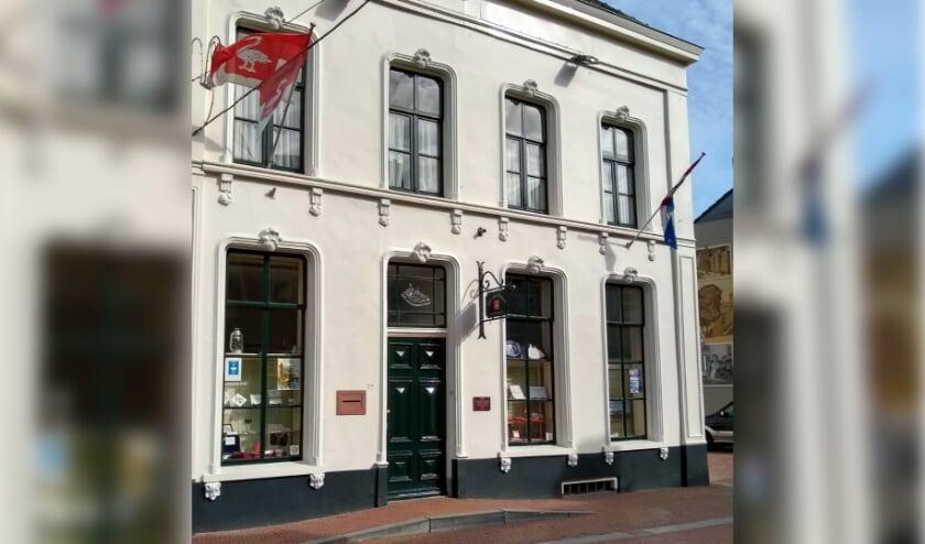 <p>Stadsmuseum Hof van Hessen. (foto: HKH)</p>