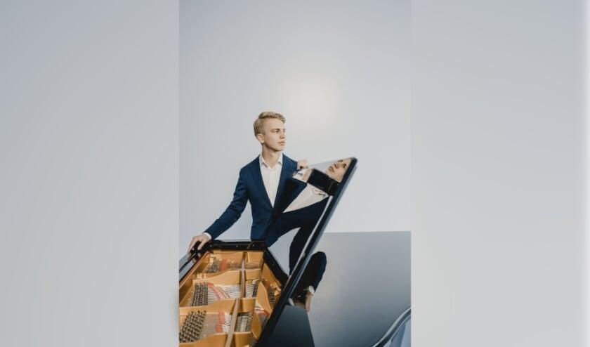 <p>Ramon van Engelenhoven - pianist.</p>