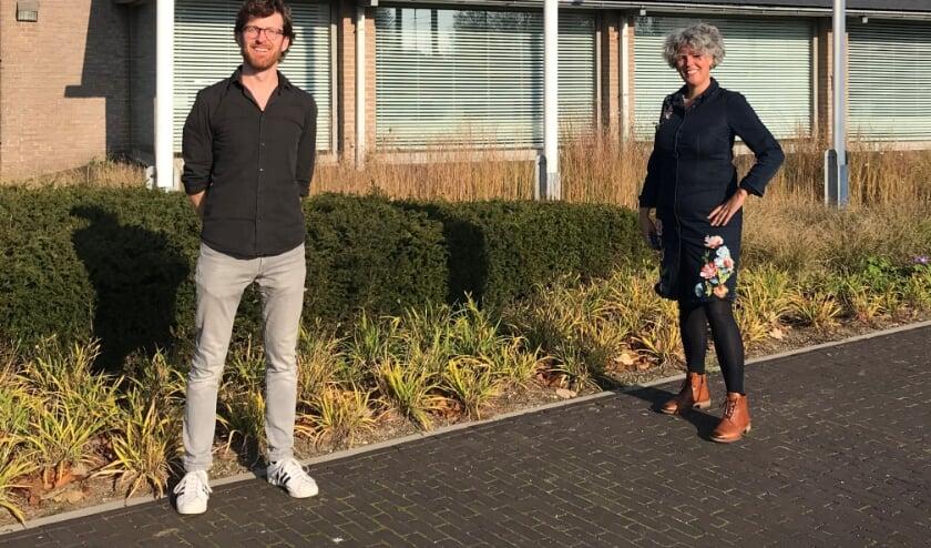 <p>Paul Groenen en Gemma Tiedink: &quot;Je doet dit niet voor even, het is voor de toekomst.&rdquo;</p>