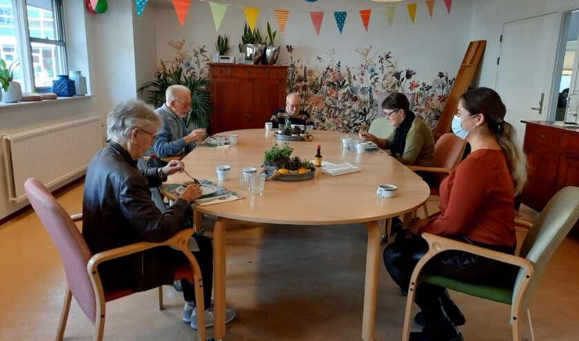 <p>Feestelijke start van dagbehandeling Parkinson bij Zorgcentra De Betuwe (foto: Zorgcentra De Betuwe)</p>