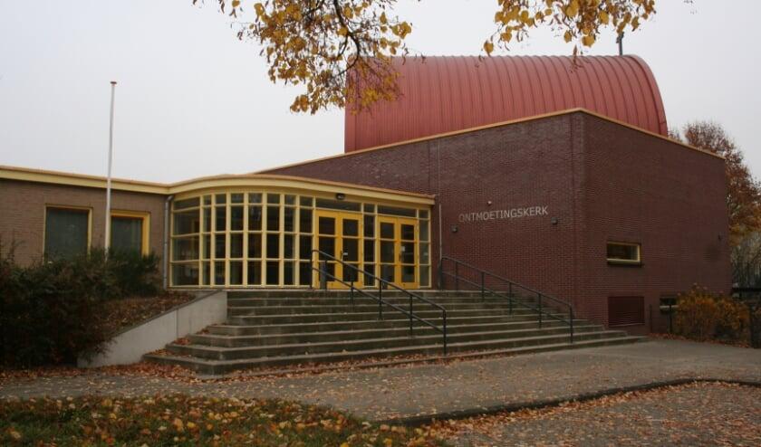 <p>Ontmoetingskerk. (foto: Bert K&auml;mink)</p>