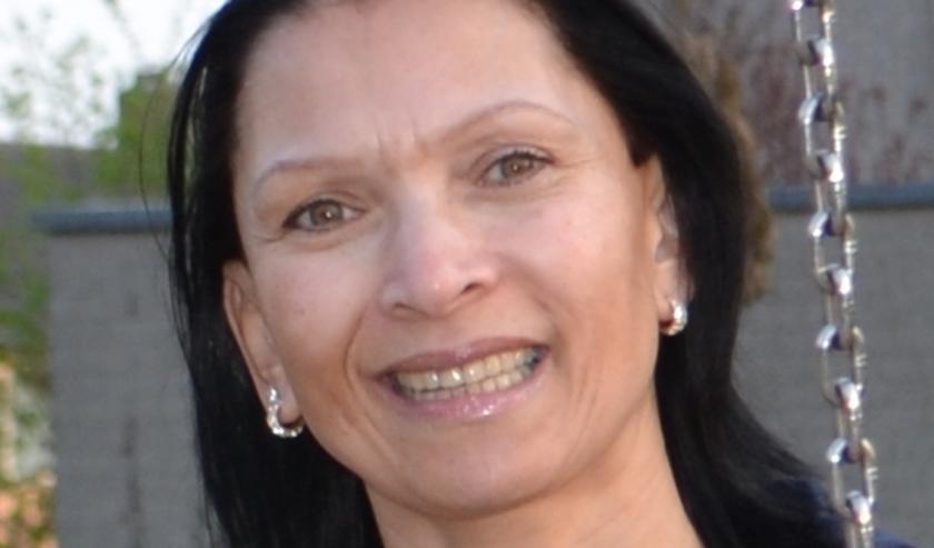 De initiatiefnemer en voorzitter van Stichting Speeltuin Elstervreugd. (foto: Meredith Wolff)