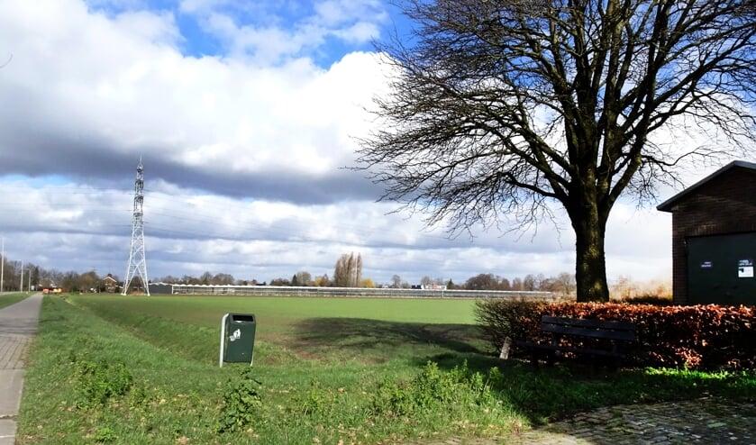 """College: """"Op basis van de uitgevoerde verkenningen wordt de locatie Zandsestraat in Bemmel als kansrijk beschouwd."""" (foto: Sjaak Veldkamp)"""