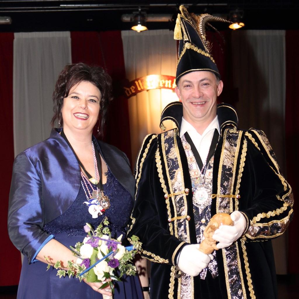 Prins Michel de Onderwijzer en prinses Danielle Foto: Henk Sluiter © Hét Gemeentenieuws