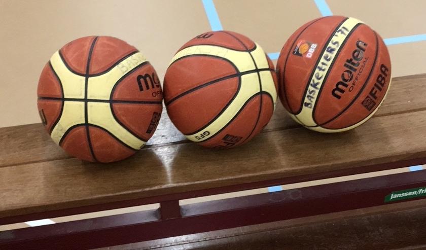 Drie wedstrijden... drie zeges. (foto: Basketiers '71)