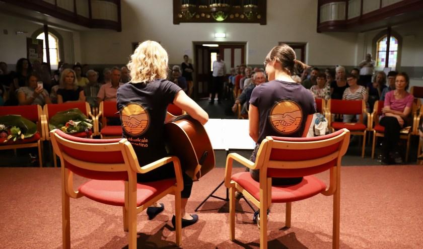 Concert de Muzikale Ontmoeting. (foto: Elles van de Heijden)