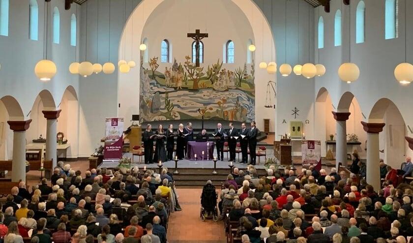 Mini Matthäus Ensemble. (foto: Jacqueline de la Rie)