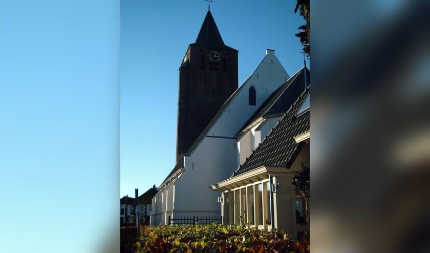 Kerk van Lienden. (foto: Hervormde Gemeente Lienden)