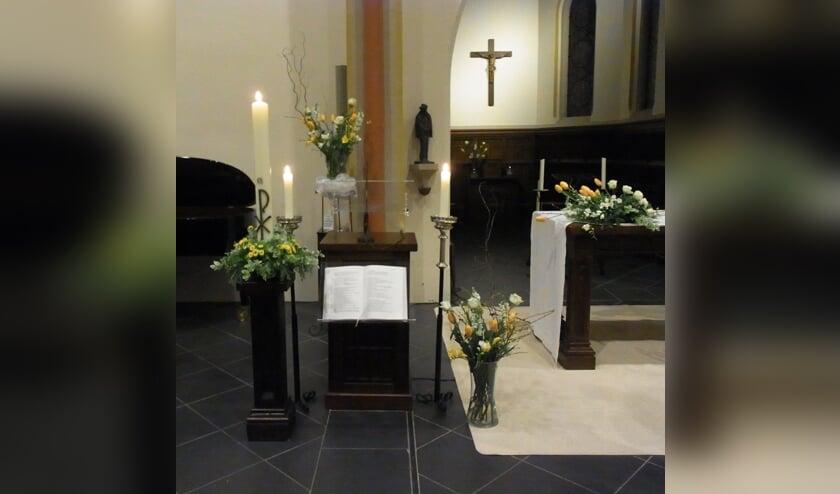 Kapel Dominicanenklooster Huissen. (foto: Annetje Geertsen)