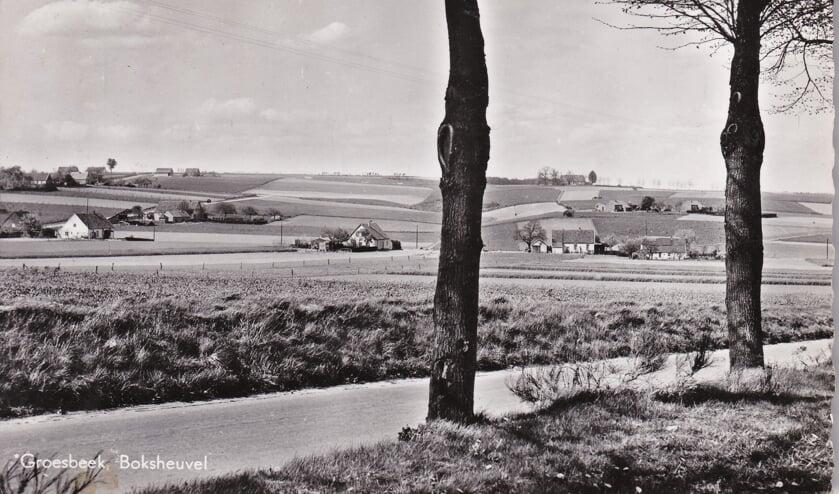 Ansichtkaart circa 1955, collectie G.G.D.