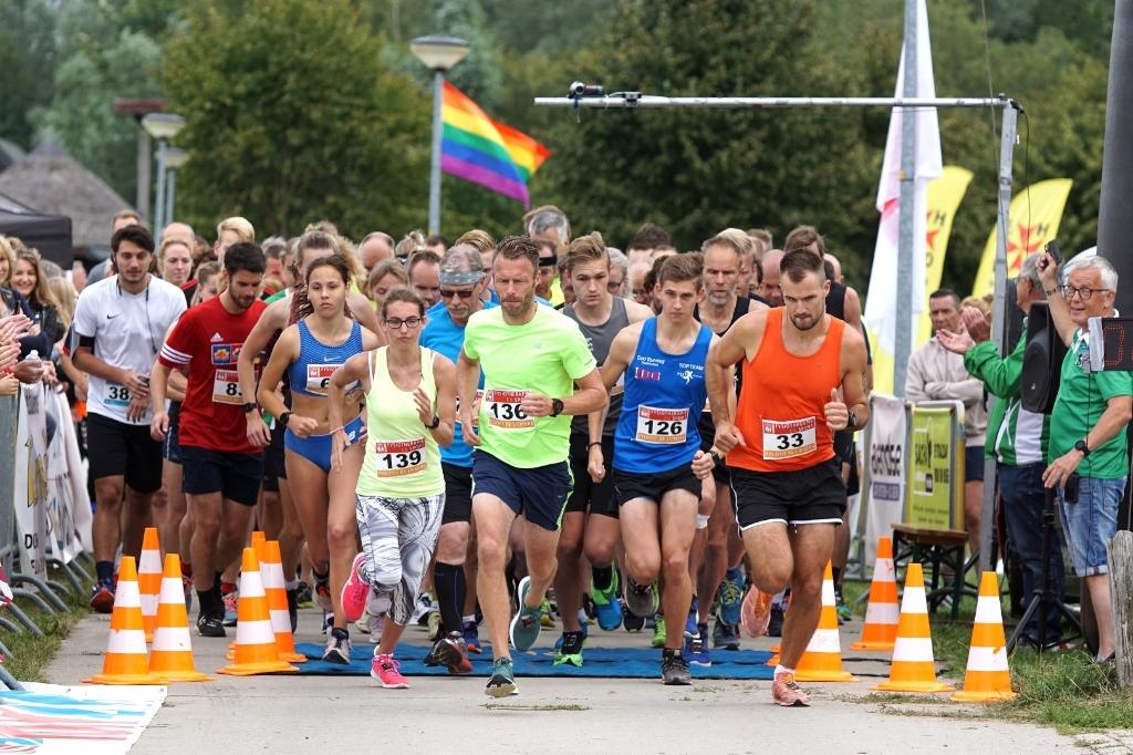 2019: start 5 km. (foto: Rob Jansen) Foto: rob jansen © Hét Gemeentenieuws