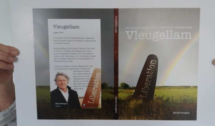 Impressie boek Vleugellam. (foto: Jan in 't Hout)