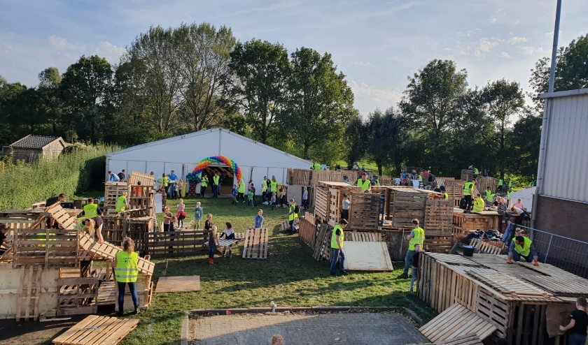 Kinderdorp Bemmel 2019. (foto: Nick Roelofs)