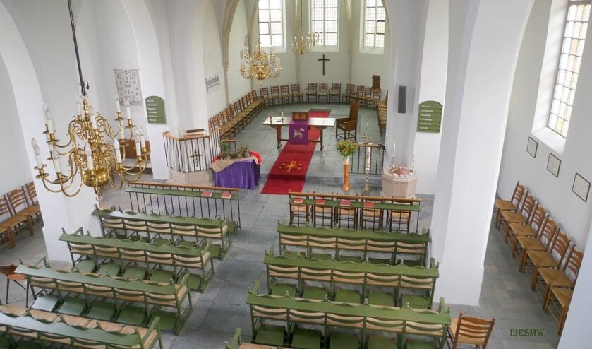 Protestantse kerk Bemmel. (foto: Lies Manders)