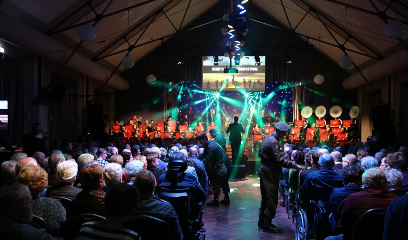 Gendts Bevrijdingsconcert 18 januari 2020. (foto: PR Sint-Sebastianus)