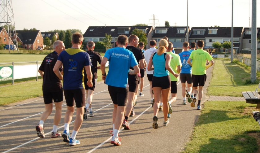 Beginnersgroep start 7 september. (foto: bod De Sprinters)