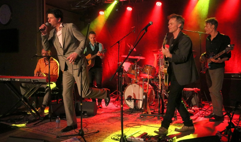 Juneville in concert bij TOP (Foto: Hans Rutgers)