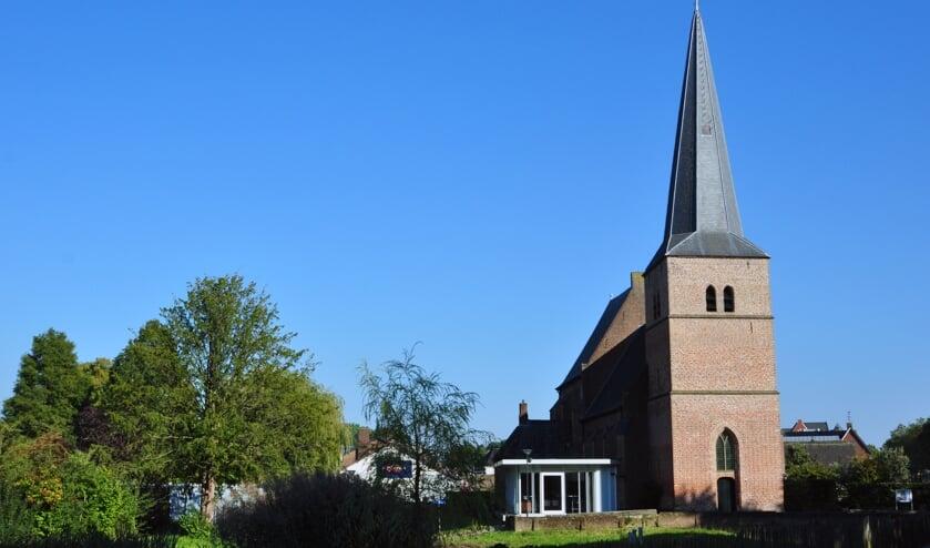 Protestantse kerk Groesbeek. (foto: Marijke Bleeker)