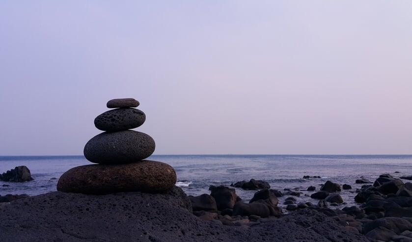 Rust in balans.