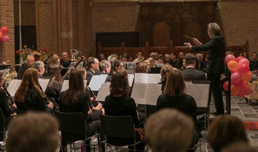<p>Ons Genoegen Rhenen in actie. (foto: Ingrid Kerkhoven)</p>