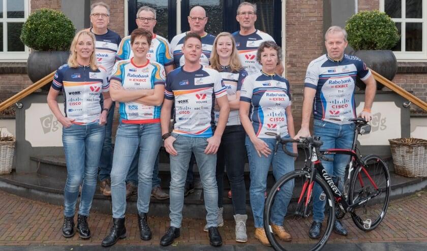 <p>Team Duiven. (foto: Eef & Co)</p>