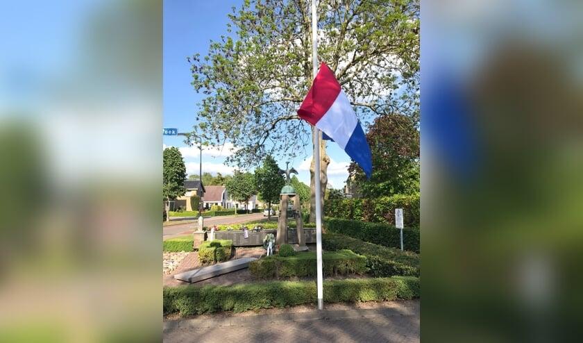 <p>Oorlogsmonument. (foto: Oranje Comit&eacute; Doornenburg)</p>