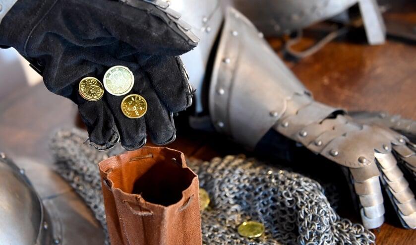 <p>Er is jaarlijks geld nodig om de beurs enigszins gevuld te houden. (foto: Sjaak Veldkamp)</p>