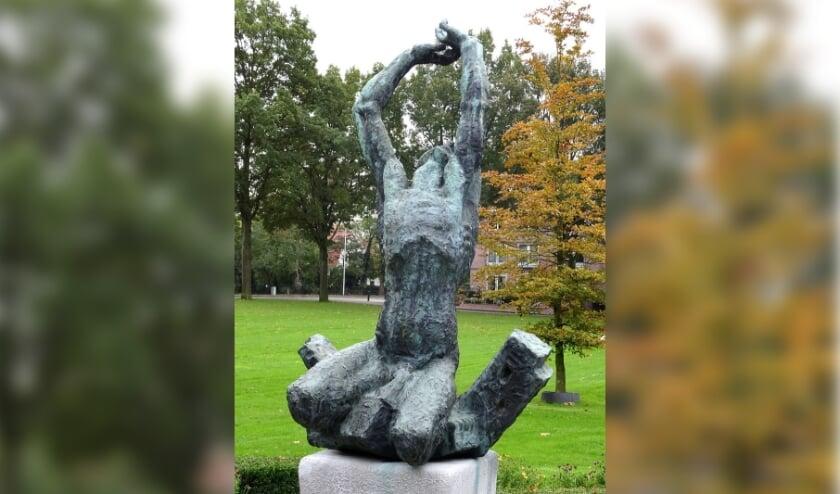 <p>Het bevrijdingsmonument in Bemmel.</p>