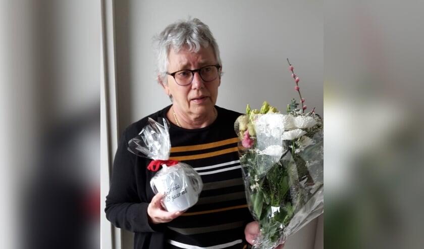 <p>Gerda Scholten.</p>