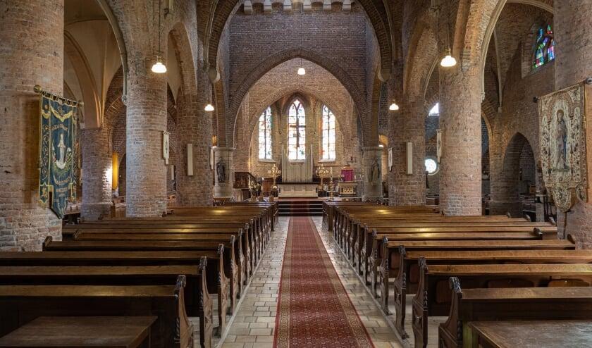 <p>Kerk Groessen. (foto: Jan van Dalen)</p>