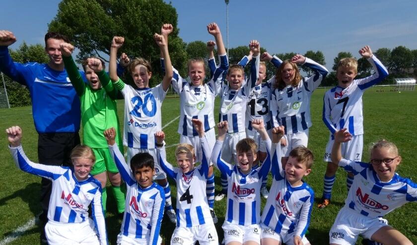 <p>JO11-1 teamfoto. (foto: Nelleke Brenkman)</p>