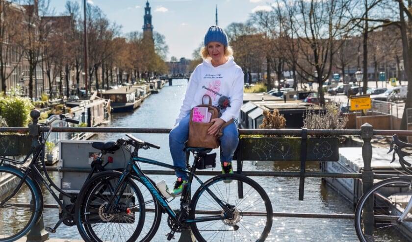 <p>Evelien van der Werff. F(foto: Rogier Righart)</p>