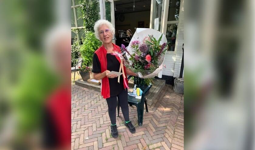 <p>Victoria Ran 30 jaar MBvO. (foto: Swan Welzijn)</p>