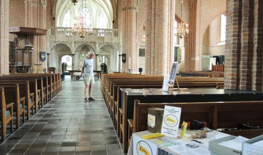 <p>Openstelling Cunerakerk. (foto: Willy Hoorn)</p>