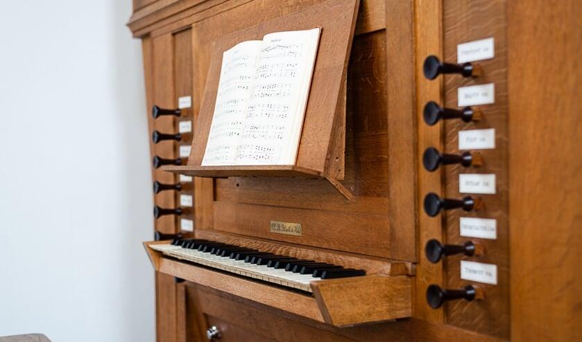 <p>Orgel. (foto: Jenneke Coenen)</p>