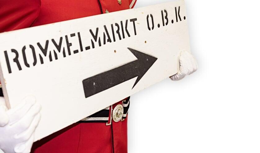 <p>Rommelmarkt OBK. (foto: OBK Rhenen)</p>